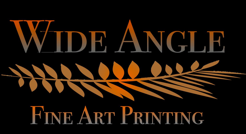 Wide Angle Printing logo