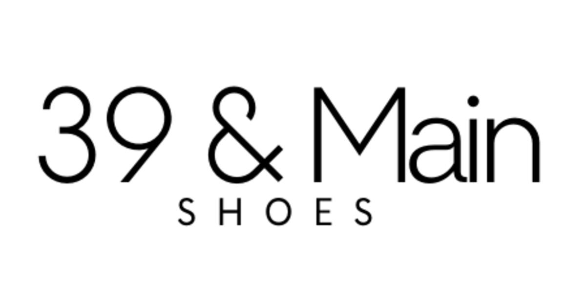 39 & Main Shoes logo