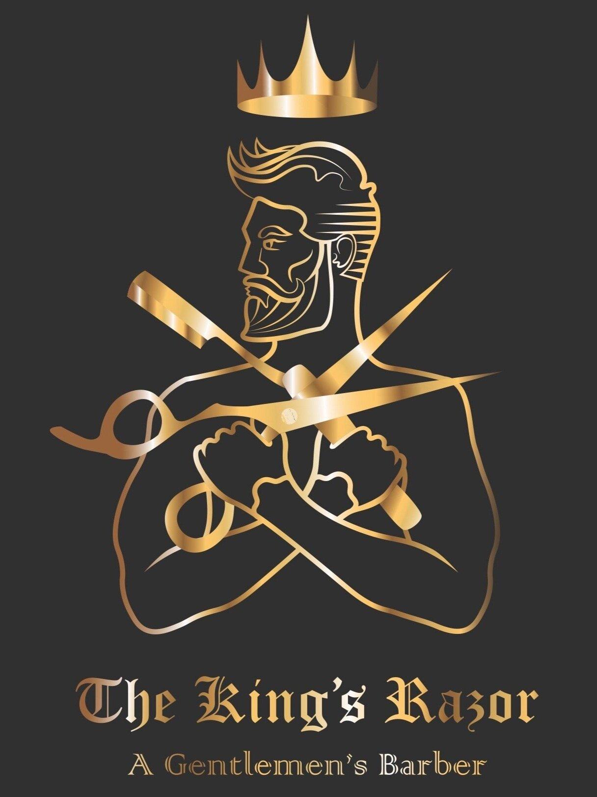 The Kings Razor logo