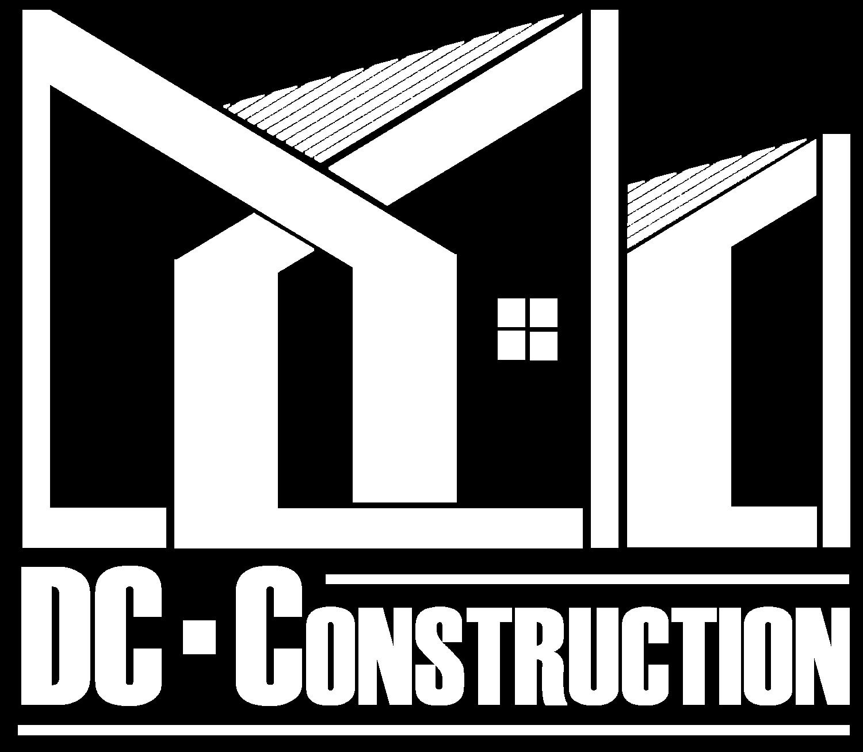 Dc construction & remodeling logo