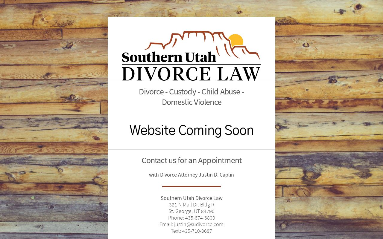 Southern Utah Divorce Law LLC logo