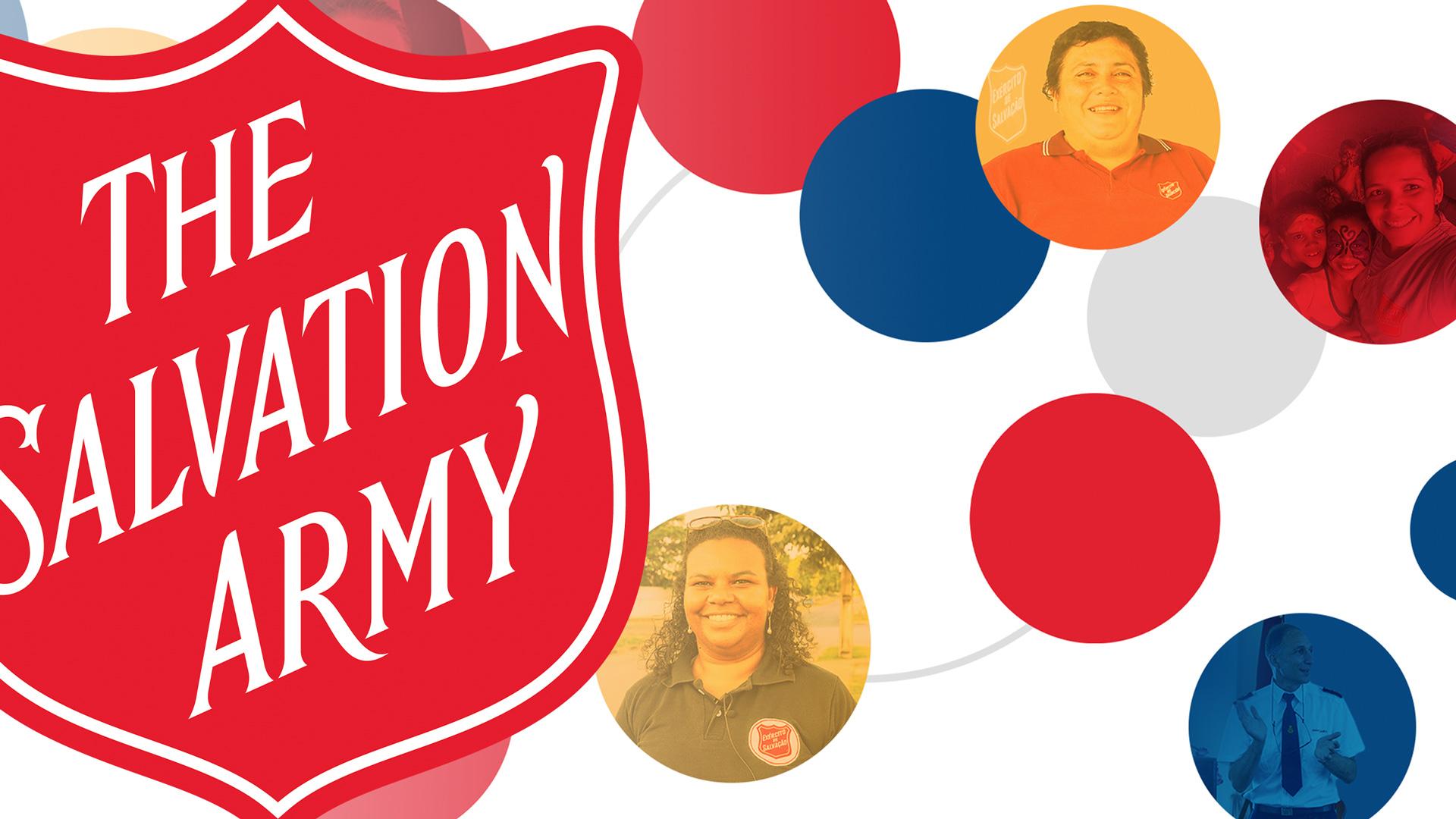 Salvation Army St George logo