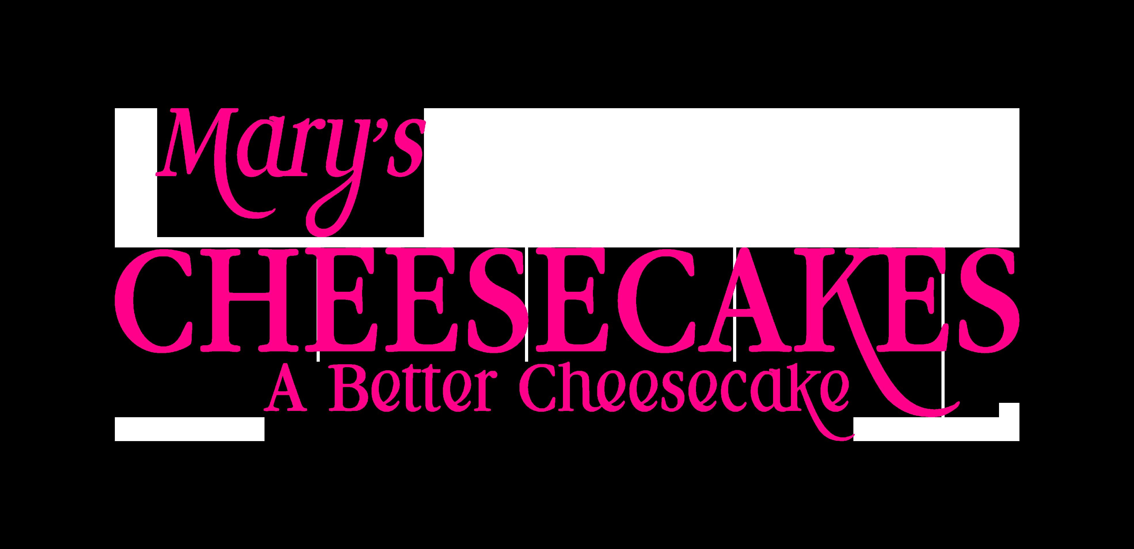 Mary's Cheesecakes logo