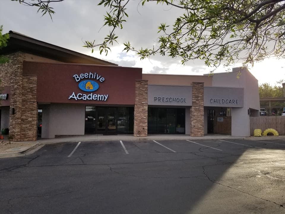 Beehive Learning Academy Inc logo