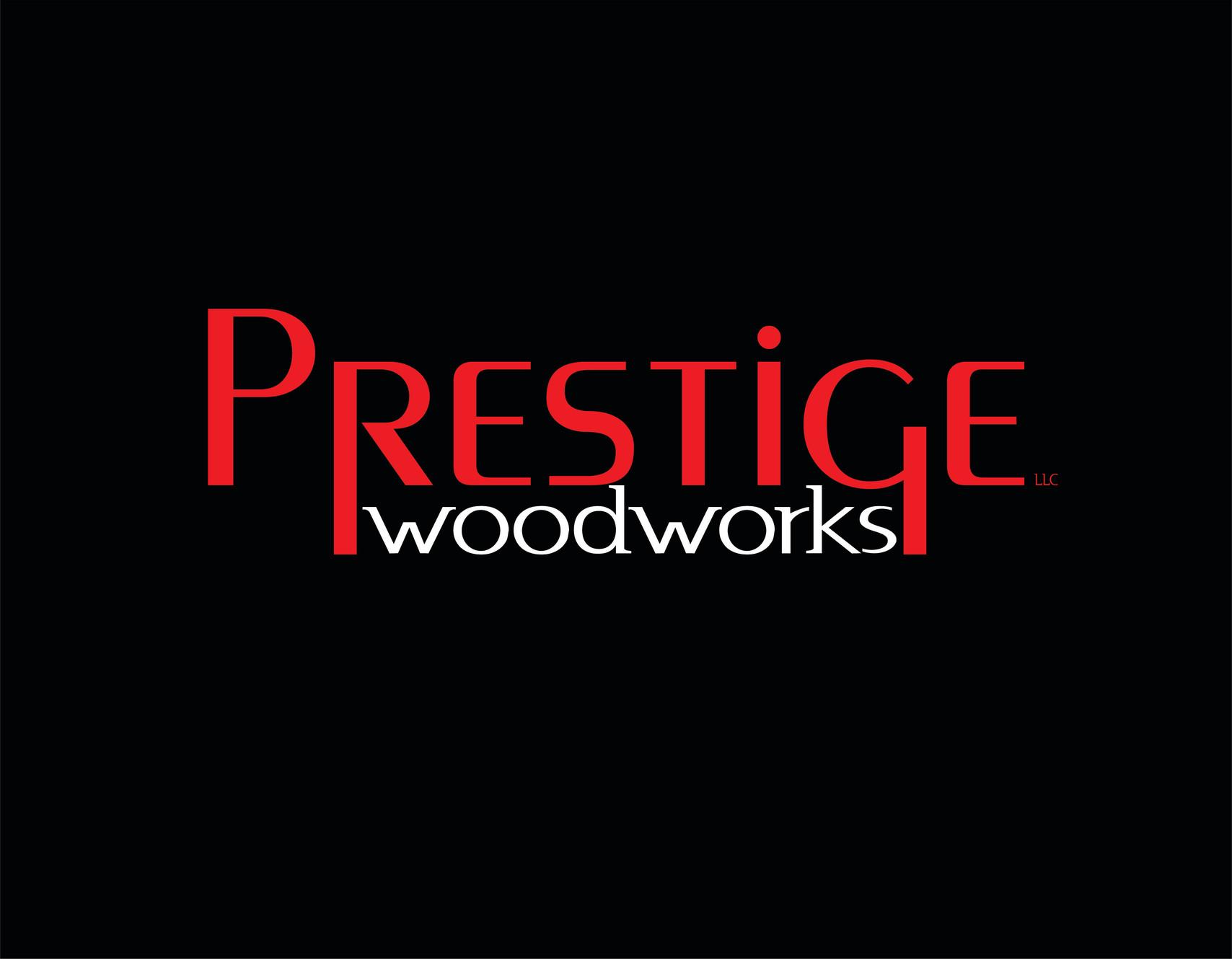 Prestige Woodworks logo