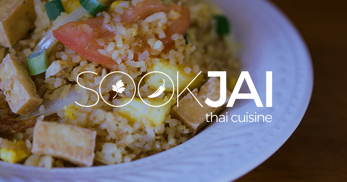Sook Jai Thai Cuisine logo