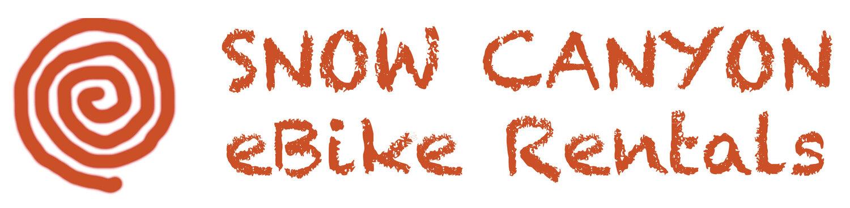 Snow Canyon eBike Rentals logo