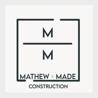 Mathew Made Construction logo