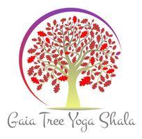Gaia Tree Yoga Shala logo