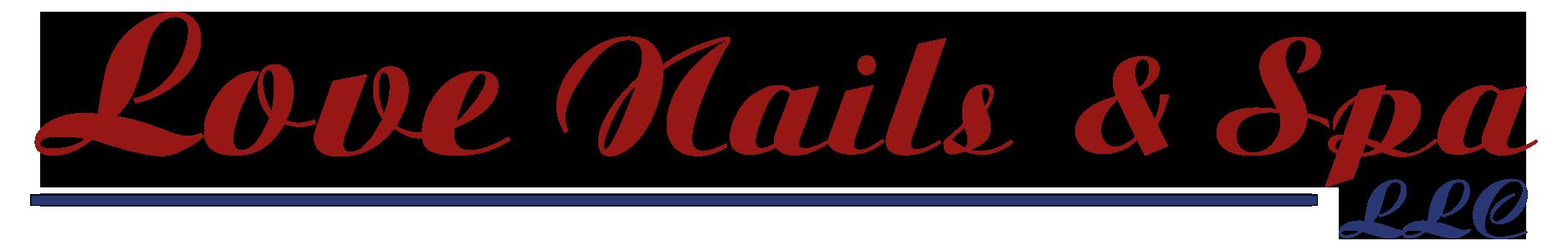 Love Nails & Spa logo