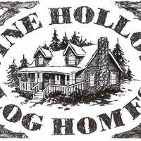 Pine Hollow Log Homes logo