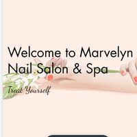 Marvelyn Nail Salon & Spa logo