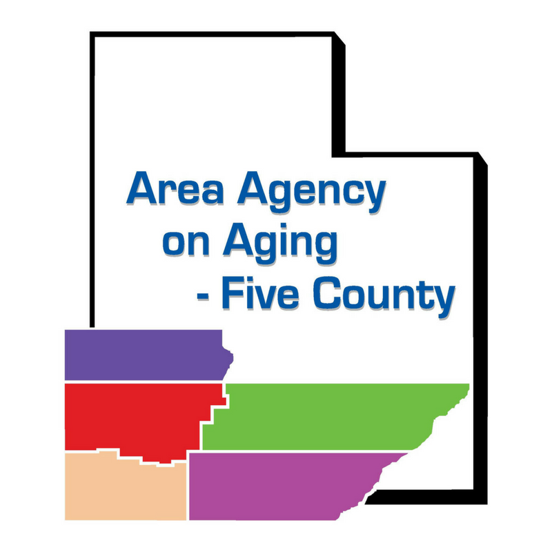 Five County Area Agency On Aging logo