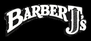 Barber J's Barber Shop logo