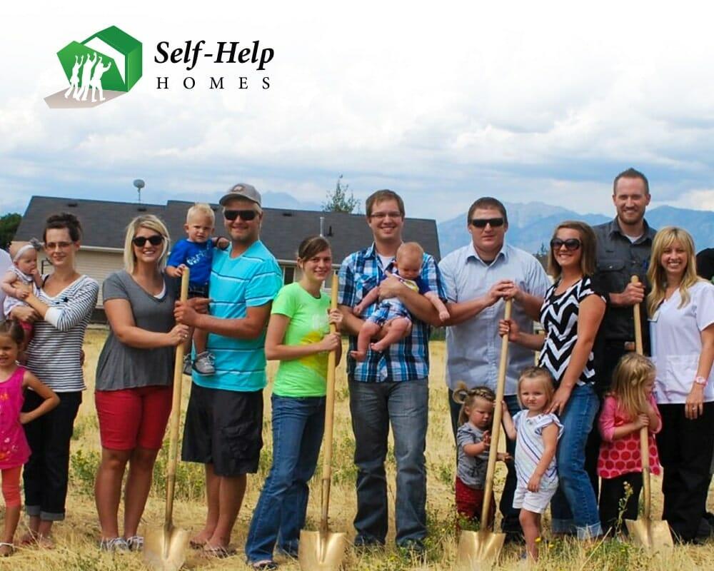 Self-Help Homes logo