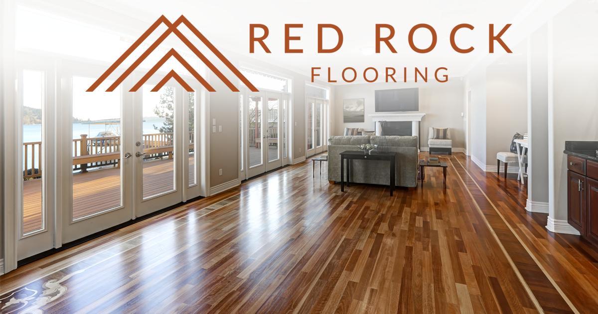 Red Rock Flooring Store logo