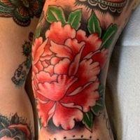 Atomic Rose Tattoo logo