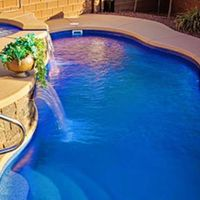 Paradise Design Pool & Spa logo
