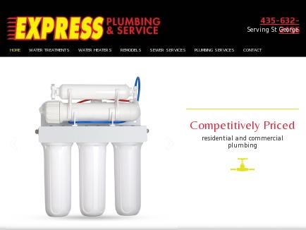 Express Plumbing & Service logo
