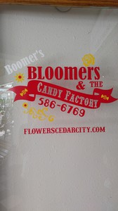 Photo uploaded by Boomer's Bloomers & The Candy Factory