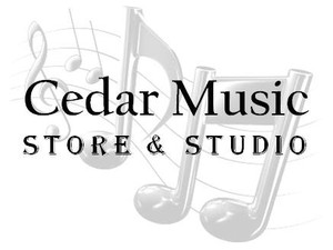 Photo uploaded by Cedar Music Store & Studio