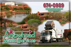 Photo uploaded by Arrowhead Waste Services