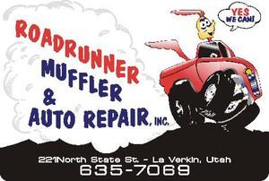 Photo uploaded by Roadrunner Muffler & Auto Repair Inc