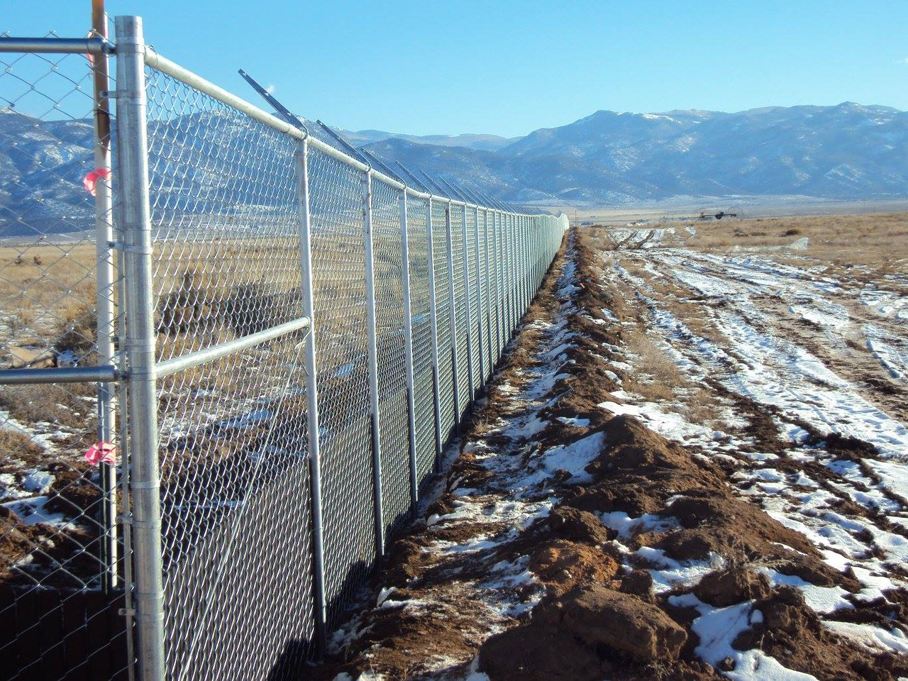 Photo uploaded by Robinson Fencing