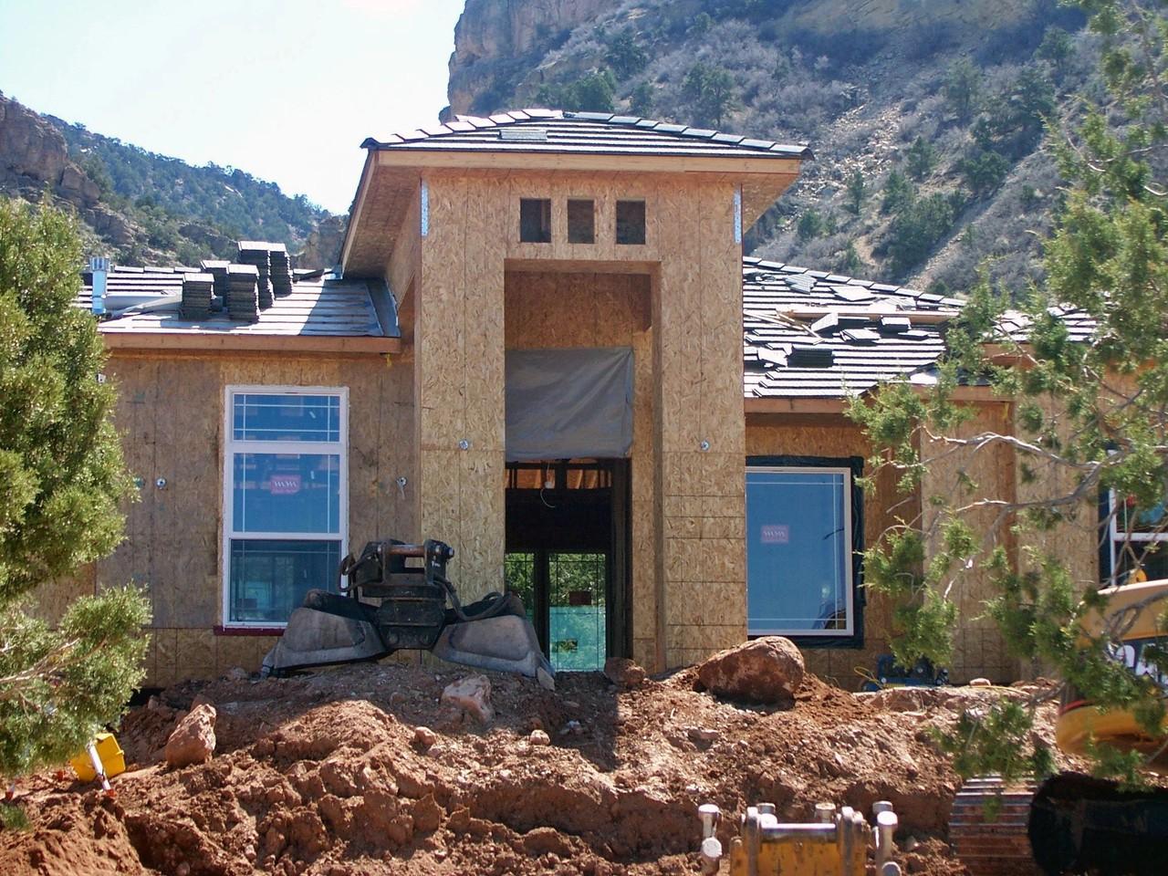Photo uploaded by El Cap Builders
