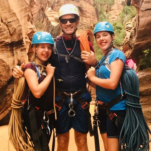 Photo uploaded by Zion Rock & Mountain Guides