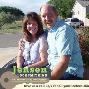 Photo uploaded by Jensen Locksmithing