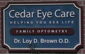 Photo uploaded by Cedar Eye Care