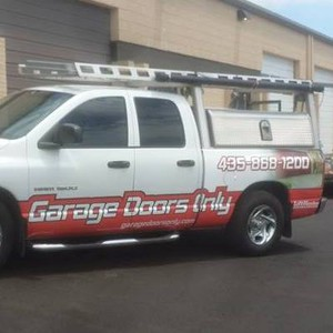 Photo uploaded by Garage Doors Only